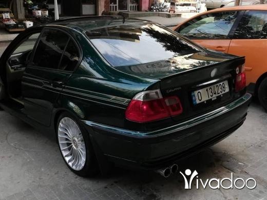 BMW in Bourj Barajneh - New boy 2001