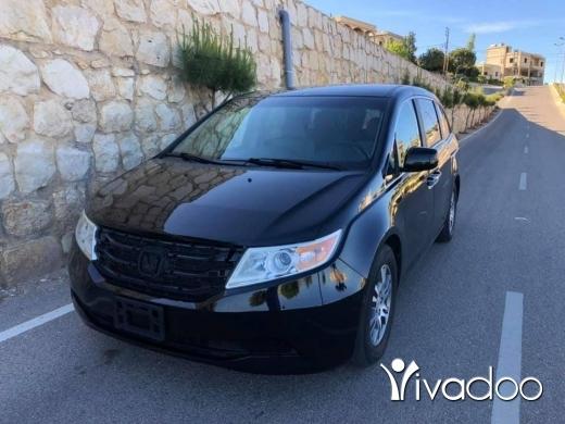 Honda in Nabatyeh - Honda Odyssey 2012