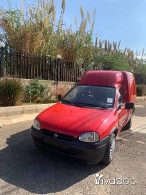 Opel in Tripoli - Opel combo 1998