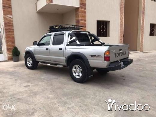 Toyota in Tripoli - تاكوما ٢٠٠٣