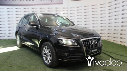 Audi in Tripoli - For sale Audi Q5 year 2013