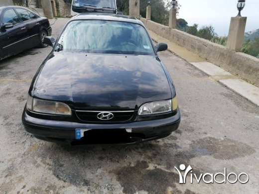 Honda in Jounieh - هيونداي سوناتا موديل ٩٤