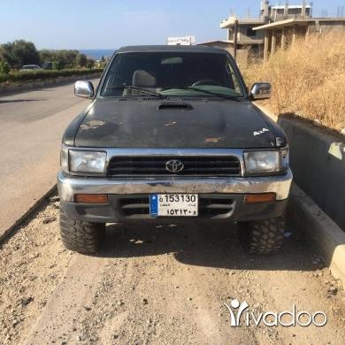 Toyota in Minieh - تويوته ٩٢