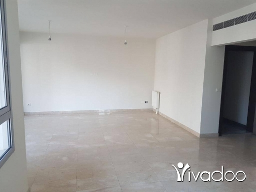 Apartments in Achrafieh - A  165 m2 furnished  apartment for rent in Achrafieh