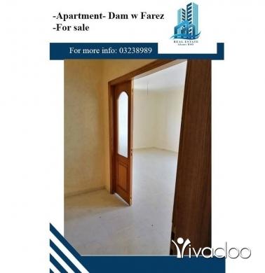 Apartments in Tripoli - شقة مميزة للبيع بي سعر مغري في طرابلس ضم وفرز,