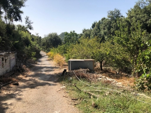 Land in Jbeil - Land for Sale in Bchalli With Under-Construction House