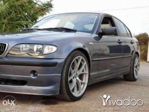 BMW in Tripoli - للبيع نيوبوي موديل 2002.