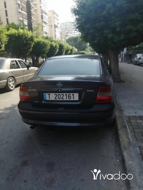 Opel in Tripoli - Opel vectra cd Full options 4