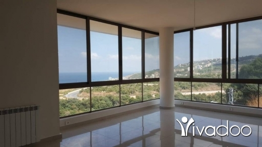 Apartments in Amchit - L06992- Brand New Apartment for Rent in Aamchit with a lovely sea view