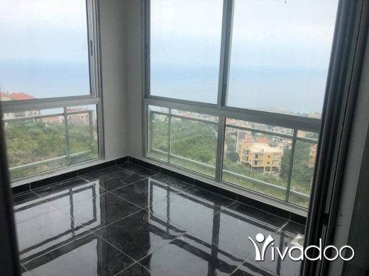 Apartments in Halate - L06969- Super Deluxe Duplex Apartment for Sale in Halat with Panoramic Sea View