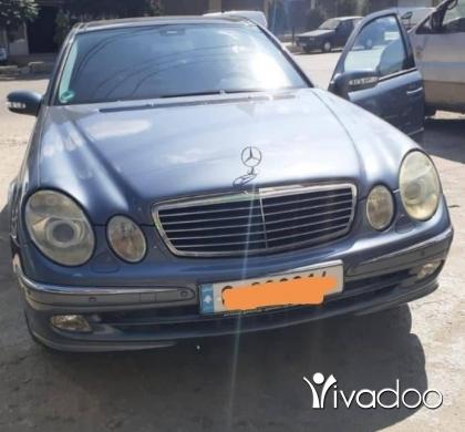 Mercedes-Benz in Akkar el-Atika - 211 موديل 2004 avantgarde
