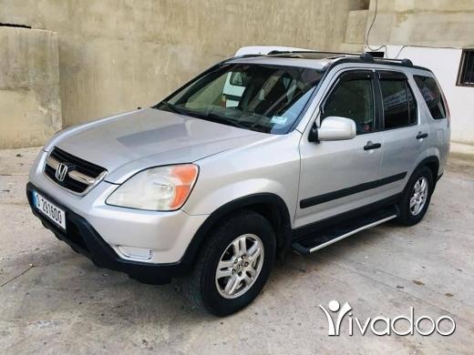 Honda in Deir Ammar - هوندا 2004 crv كتير نضيف و فور ويل