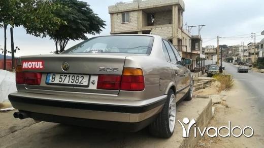 BMW in Ras Nhache - Bmw 525 model 1990