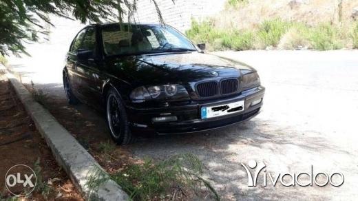BMW in Nabatyeh - انقاد موديل ٢٠٠١ مفولة كهربا
