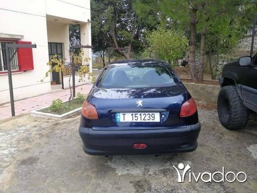Peugeot in Sarba - Peugot 206 vitess