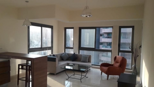 Apartments in Achrafieh - Furnished apartment for rent achrafieh