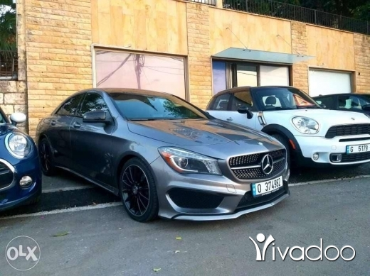 Mercedes-Benz in Beirut City - mercedes cla (edition 1) mod 2014 kher2a masdar shirki full options plz call 71738739