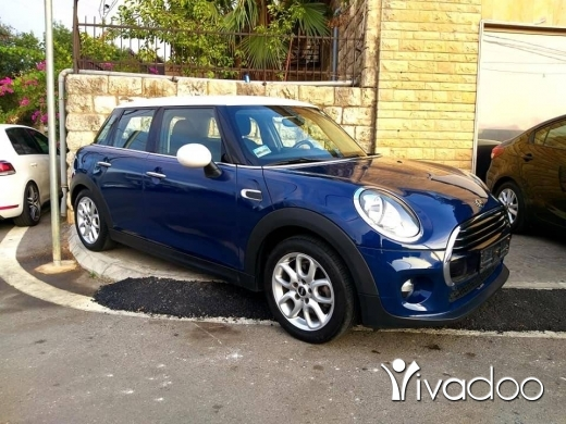 Mini in Beirut City - mini cooper mod 2018 masdar shirki 35000km kher2a full options plz call 71738739