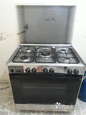Appliances in Tripoli - فرن غاز ٥روس ستاليس