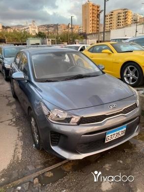 Kia in Dbayeh - Kia Rio 2019
