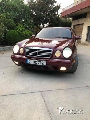 Mercedes-Benz in Halba - نملة ٣٢٠ مسجلة
