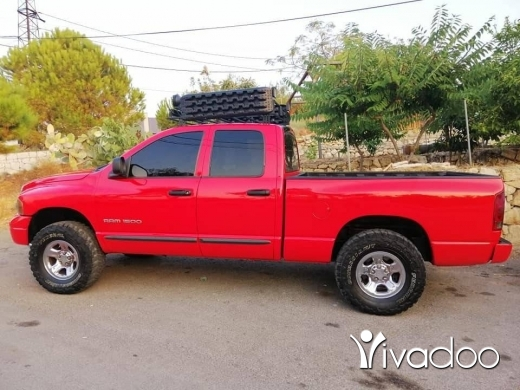 Dodge in Nahr Ibrahim - Dodge ram 2002