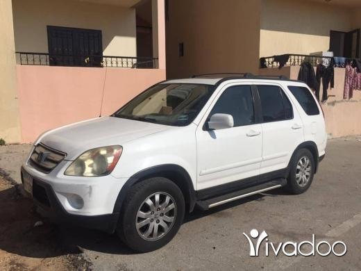 Honda in Beirut City - 2005 Honda CRV SE very good condition 6000$ او ما يعادله على سعر الصرف
