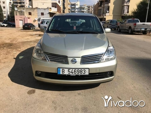 Nissan in Tripoli - Nissan tida 2008 ktiir ndifeh