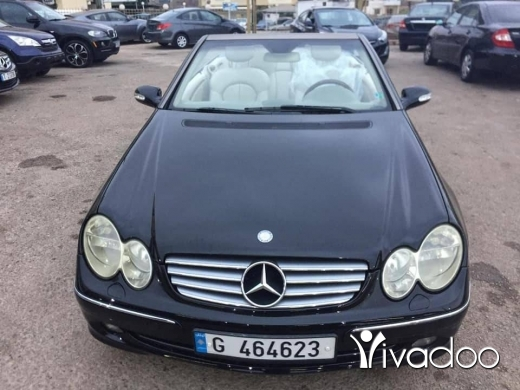 Mercedes-Benz in Tripoli - Mercedes-Benz clk320 like new for sale