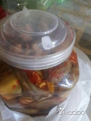 Food & Drink in Tripoli - خلصت ايام المكدوس.عملنا وجبة كرمال زبايننا اللي طلبوا.
