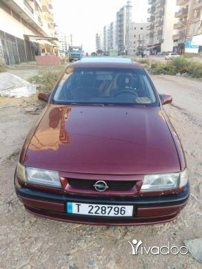 Opel in Tripoli - فكترا ٩٣ اوتوماتيك