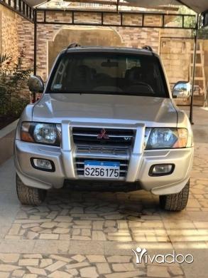 Mitsubishi in Akkar el-Atika - jib montero kemil zaweyid