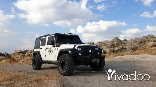 Jeep in Kherbet Rouha - 2010 Jeep Wrangler Unlimited Edition