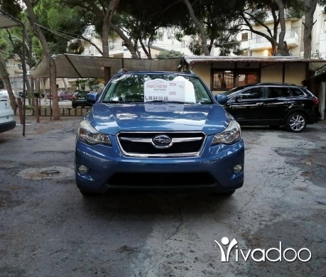 Subaru in Beirut City - SUBARU XV 2014 blue limited 2.0L