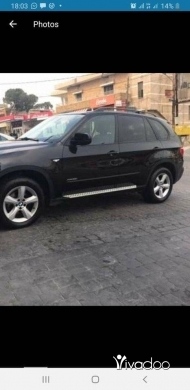 BMW in Beirut City - Bmw x5 model 2009 3.0 ///76677685///