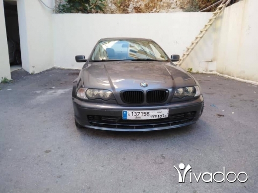 BMW in Bouchrieh - Bmw-New boy e 46