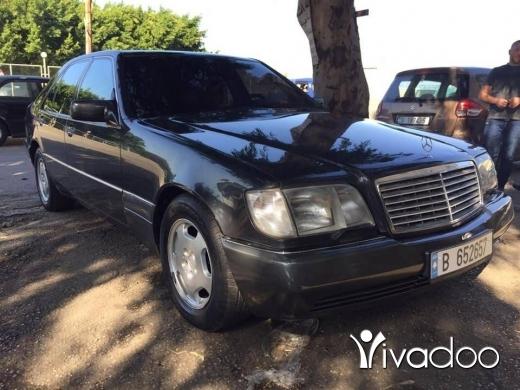 Mercedes-Benz in Saida - سيارة كيان شركة سوبر نضيفة
