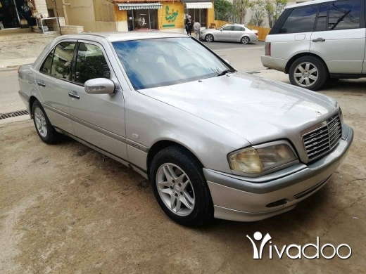 Mercedes-Benz in Chtaura - مرسيدس C200 موديل ال95
