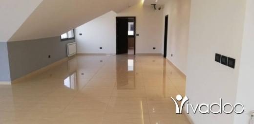 Apartments in Mazraat Yachouh - L07360 Roof Apartment with Terrace for Sale in Mazraat Yachouch