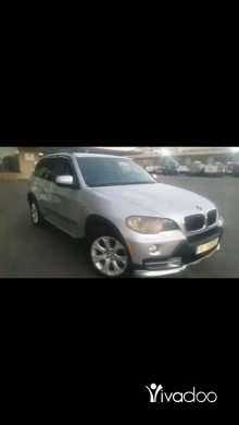 BMW in Hadeth - X5 2007 Full option