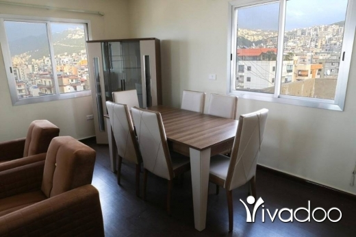 Apartments in Zouk Mosbeh - L06910- Nicely Decorated Apartment for Sale in Zouk Mosbeh