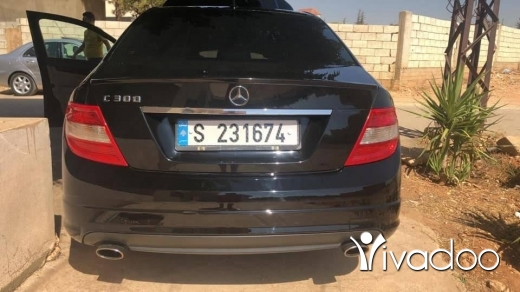 Mercedes-Benz in Haoush ez Zaraane - mercedes c300