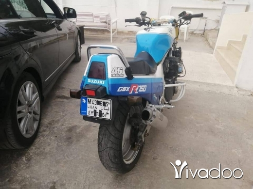 Motorbikes & Scooters in Bourj Rahal - Motorcycle