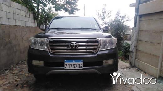 Toyota in Beirut City - Land cruiser 2011 gxr v6