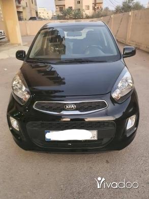 Kia in Tripoli - كيا بيكنتو موديل ٢٠١٧