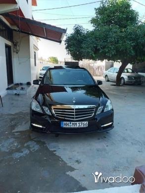 Mercedes-Benz in Minieh - e350 2012