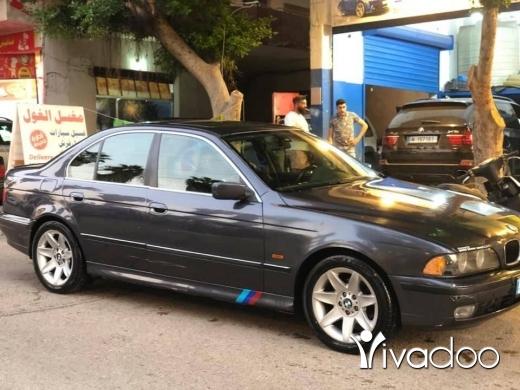 BMW in Sour - bmw e39 520i 1997 Super clean