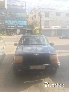 Jeep in Beirut City - Jeep grand 1997