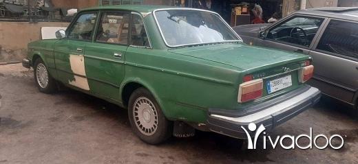 Volvo in Beirut City - Volvo 244
