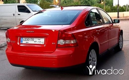 Volvo in Beirut City - Volvo s40